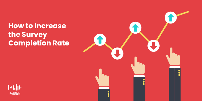 increase survey completion rate